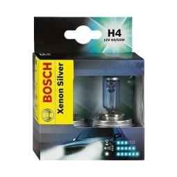 BOSCH H4 Xenon Silver 12V 60/55W