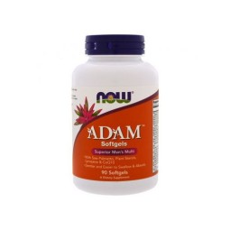 Now Adam Male Multi 90 гелевых капсул