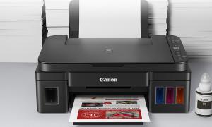 Лучшие принтеры и МФУ с непрерывной подачей чернил в 2020 году: бюджетно и удобно