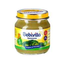 Пюре «Bebivita»