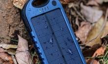Готовимся к походу: рейтинг лучших портативных зарядных устройств 2020 года на солнечных батареях
