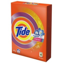 Tide Lenor Touch of Scent Color (автомат)