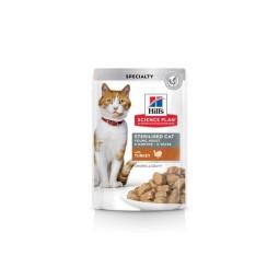Hills Chunks in Gravy Sterilised Cat