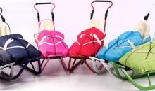 Рейтинг санок-колясок 2020 года— лучший зимний транспорт для малыша!