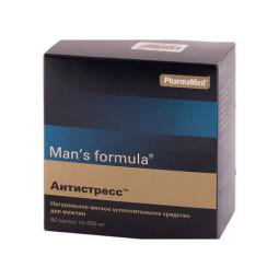 Man's formula Антистресс капс. 695 мг №60