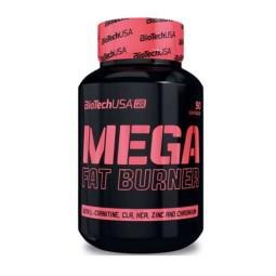 Biotech USA Mega Fat Burner Pink Fit