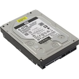 WESTERN DIGITAL WD BLACK 6 TB