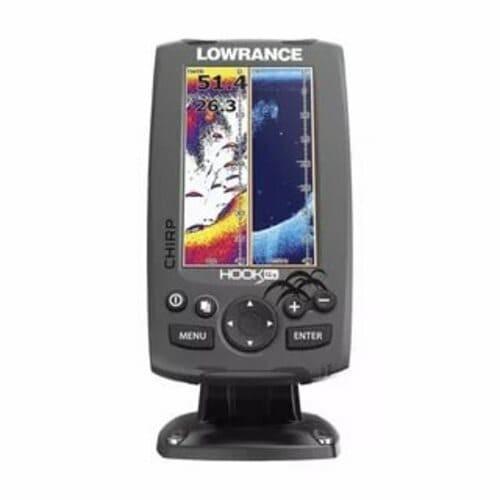Lowrance HOOK-4x Mid/High