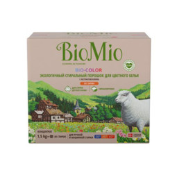 BioMio BIO-COLOR с экстрактом хлопка