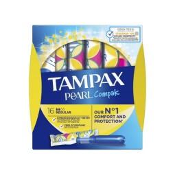 TAMPAX Compak Pearl Regular Duo