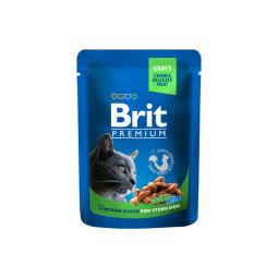 Brit Premium for Sterilised