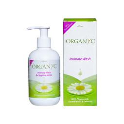 Гель Organyc для интимной гигиены
